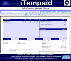 iTempaid online timesheets